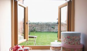 New house windows for traditional home
