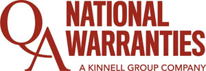 National Warranties Insurance backed guarantee from QANW