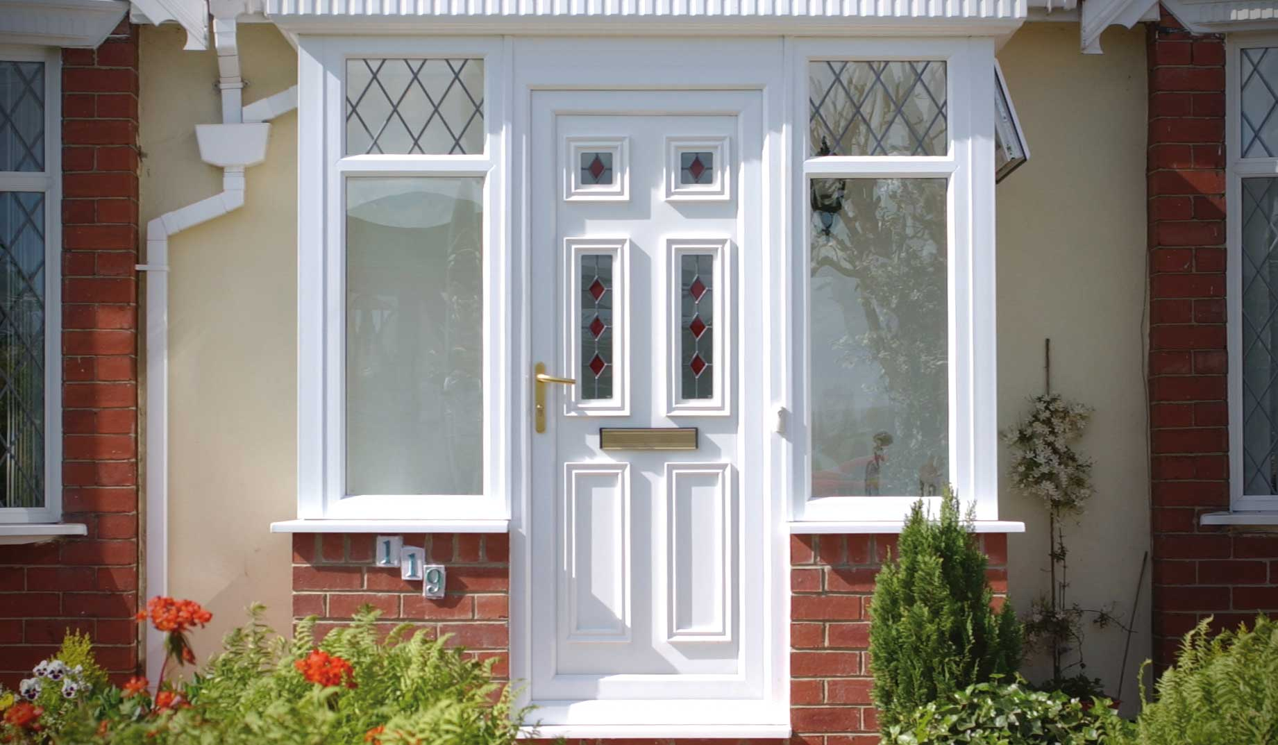 uPVC Front Door Prices Weymouth