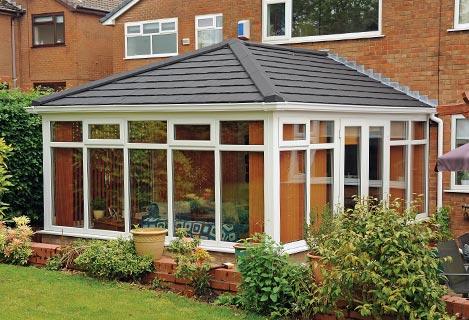 Tiled Conservatory Roof Dorset