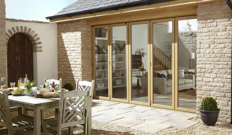 Origin Aluminium Bifold Doors Weymouth