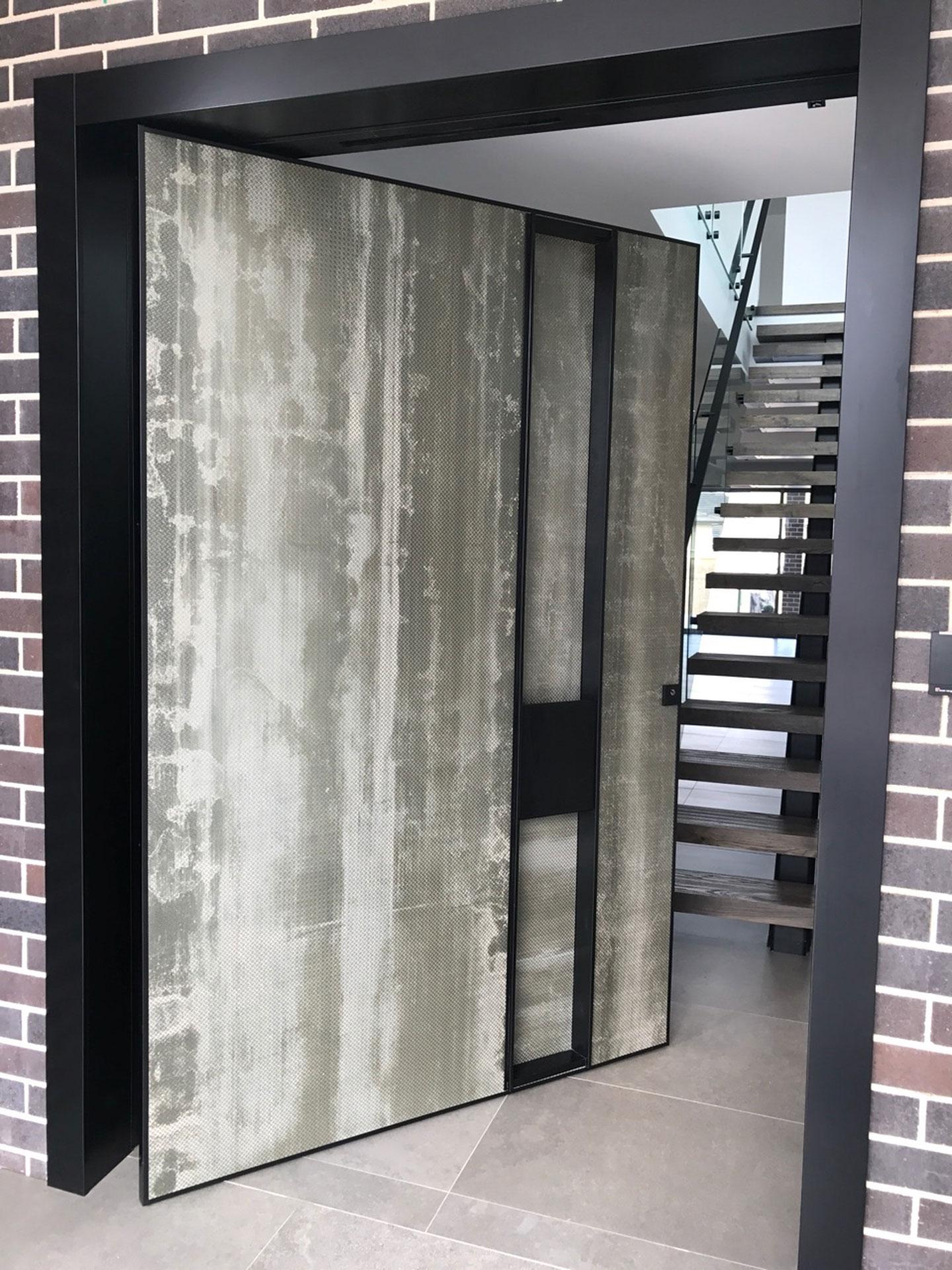 Aluminium Front Doors Weymouth